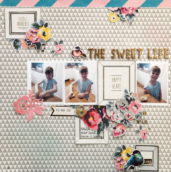 The+sweet+life - Crate Paper - Maggie Holmes Collection