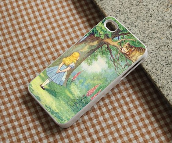 Alice in Wonderland case