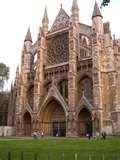 Westminster Abbey - fabulous - so many famous burials, so much history.
