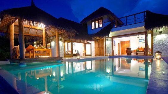 Garden Villa - Island Hideaway Maldives