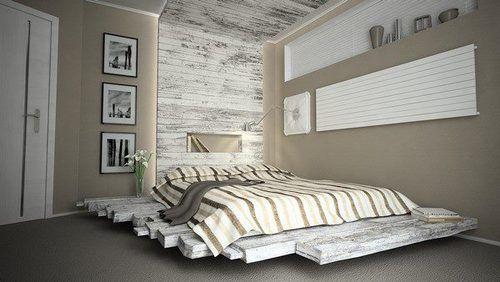 Platform Bed by Ezzo Design