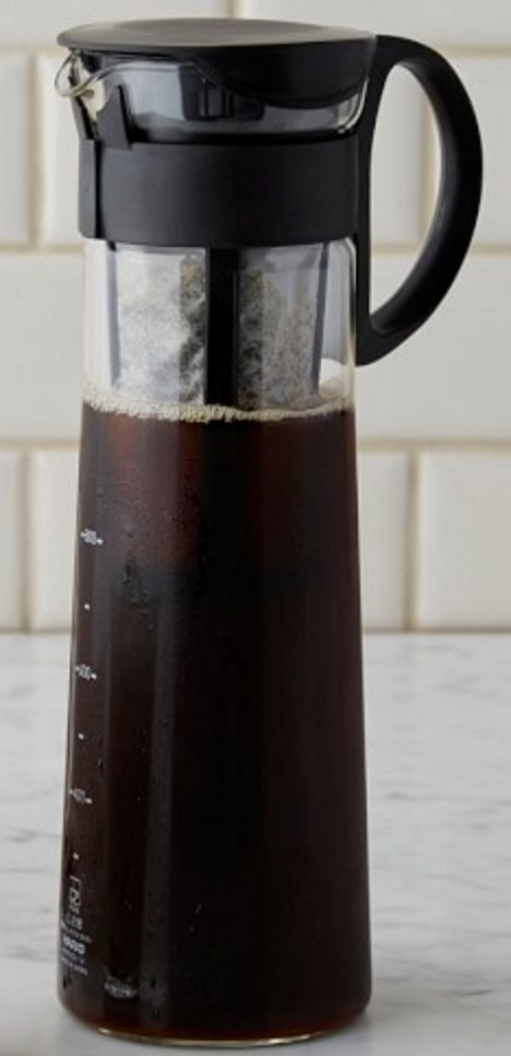 Cold Process Pour-Over Immersion Brewer