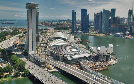 Singapore - Đất nước xinh đẹp