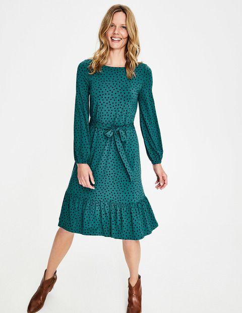 Holly Jersey Dress J0230 Jersey Dresses At Boden Jersey Dress Womens Dresses Evening Dresses Uk