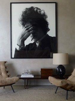 Pop Art (design: Jenny Dyer - photography: William Waldron/elle decor)