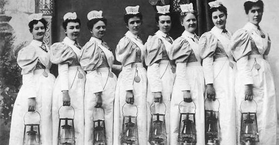 En 1887 las enfermeras tenían que seguir estas 9 reglas… ¡La última es escandalosa!.