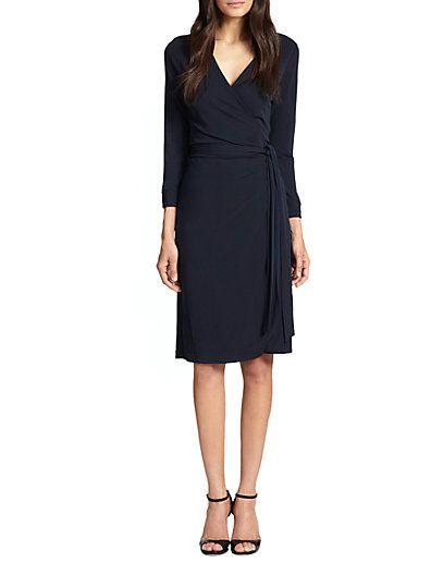 DIANE VON FURSTENBERG New Julian Two Wrap Dress. #dianevonfurstenberg #cloth #dress