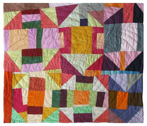 quilt by Daintytime on Flickr