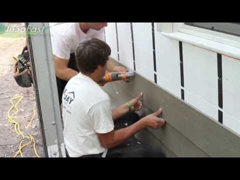Part V Exterior Siding Attachment Dan Demonstrates How
