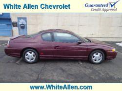 White Allen Chevrolet Used Cars