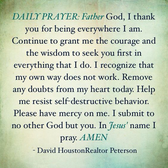 Short Simple Prayer Quotes: My Prayer, Daily