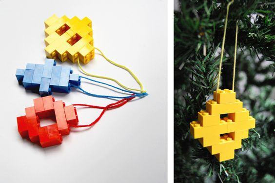 Mas Deco Navidad Lego