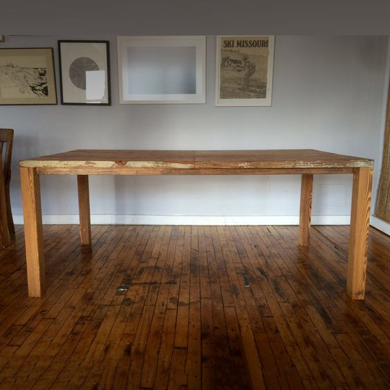Handmade Antique Pine Dining Tables  —