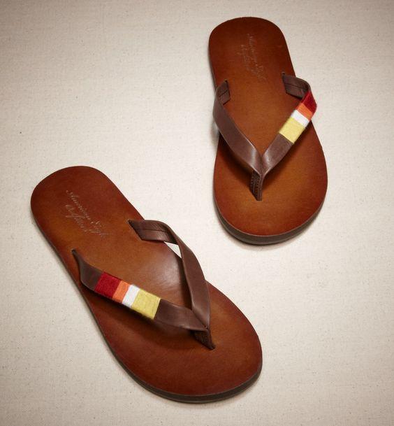 ae flip flops