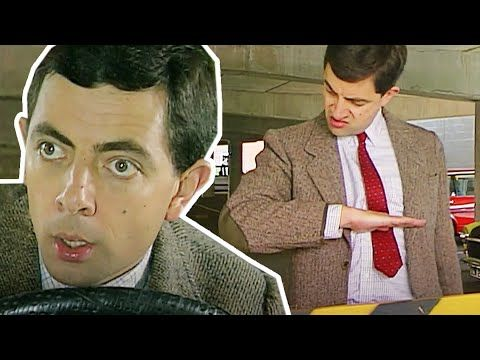 Parking Bean Funny Clips Mr Bean Official In 2020 Funny Clips Mr Bean Movie Soundtracks Bean goes to a hotel where he causes trouble and seeks competition in his hotel neighbor. pinterest