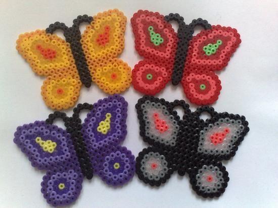 Schmetterlinge Butterflies hama