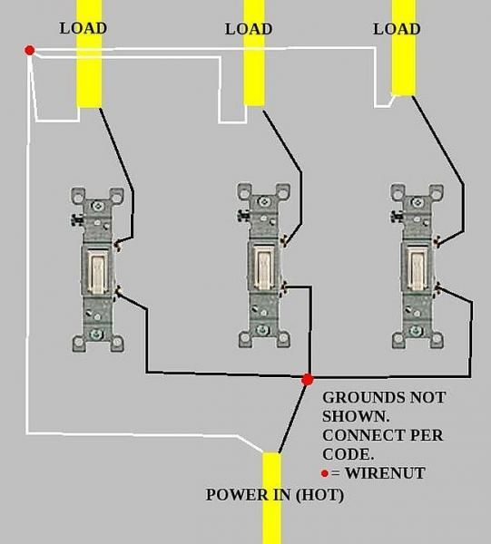A Wiring Diagram Is A Type Of Schematic That Uses Abstract Pictorial Symbols To Show All The Interconnections Of Comp Light Switch Switches Electrical Projects