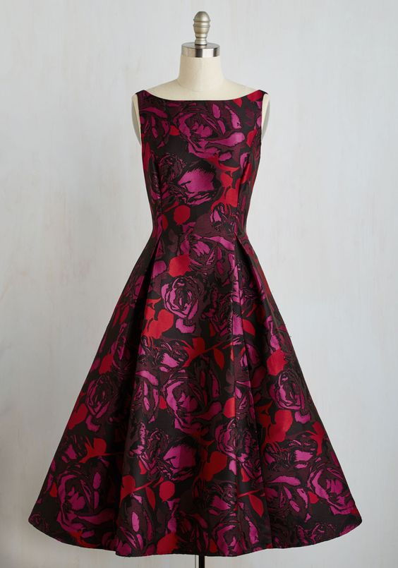 New Arrivals - Uptown Twirl Dress