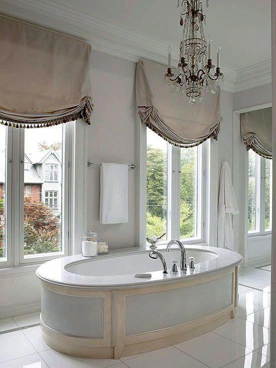 Elegant Bathroom Lighting Luxury Bathrooms Solutions Topluxurybathrooms Bad Fenster Vorhange Franzosische Land Schlafzimmer Badezimmer Fenster Ideen
