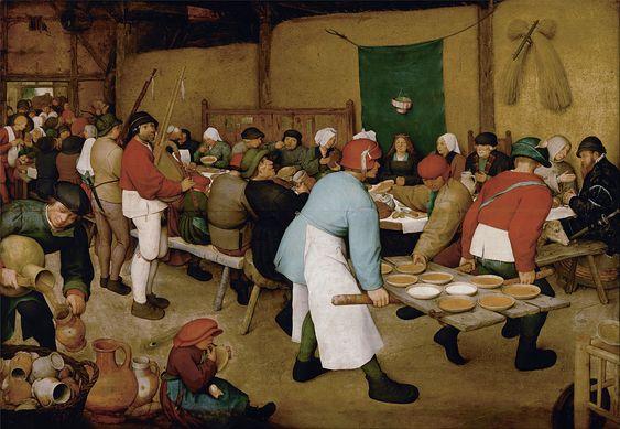 De boerenbruiloft, Pieter_Bruegel_de_Oude