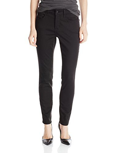NYDJ Women's Petite Ami Skinny Legging In Endless Black, 18 Petite *** You can get more details by clicking on the image.