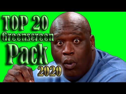 Top 20 Greenscreen Pack 7 2020 Free Download Youtube Greenscreen Memes Video New