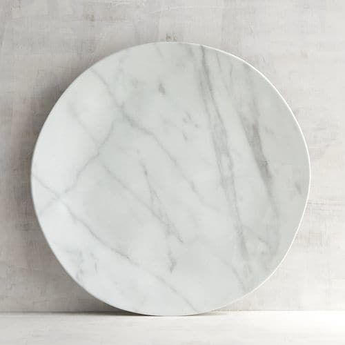 Marble Melamine Dinner Plate Marble Dinner Plate Melamine