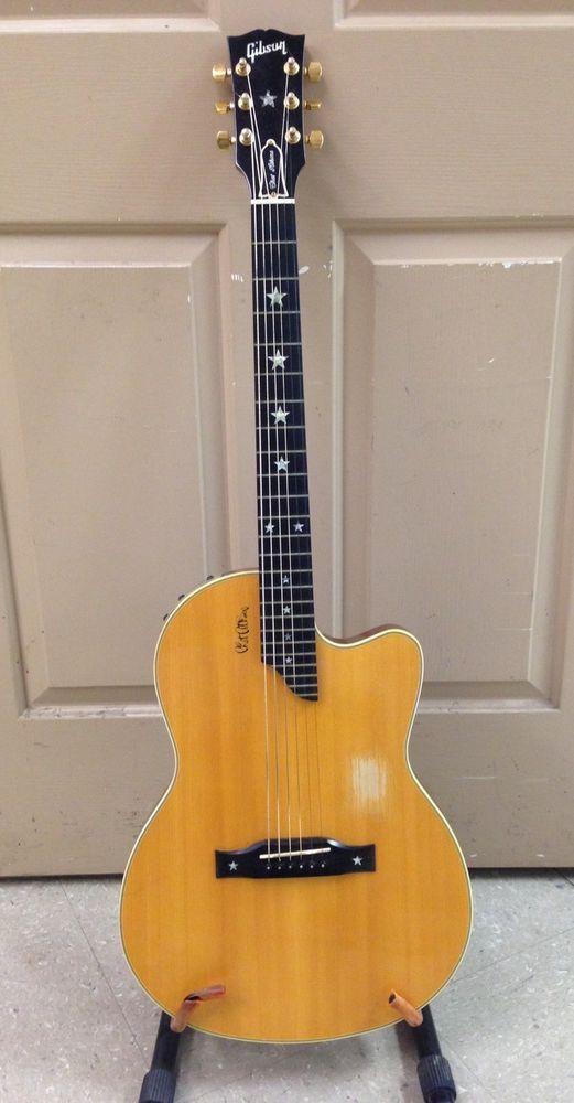 1997 Gibson Chet Atkins Sst Electric Guitar Guitar Chet Atkins