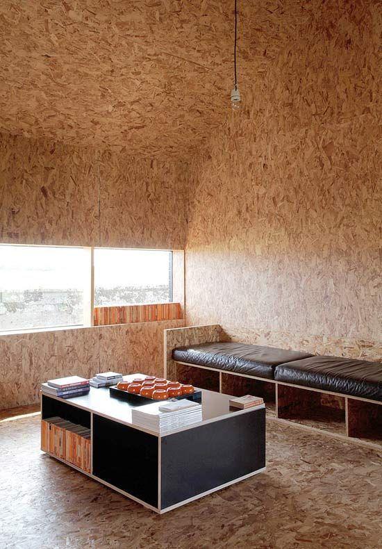 Billedresultat For Pressboard Wall Osb Interieur Minimaliste Mobilier