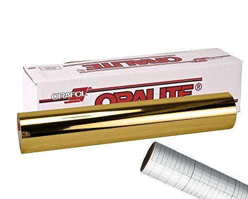 Oracal 351 Gold Reflective Chrome Vinyl 12 X 6ft Roll Fo Https Www Amazon Com Dp B0777td3jt Ref Cm Sw R Pi Dp U X Bm Transfer Paper Rolling Packing Vinyl