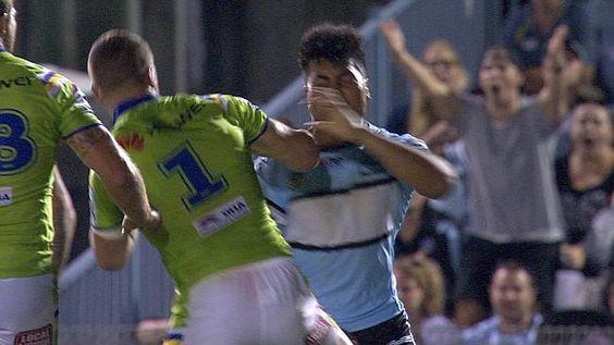 [VIDEO] Cronulla Sharks vs Canberra Raiders highlights: NRL scores, blog NRL live scores #NRLlivescores