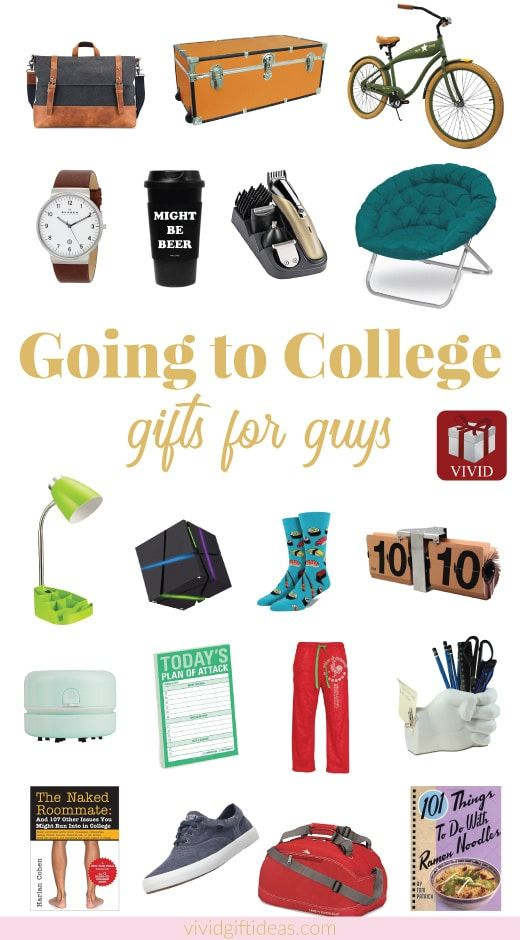 25 Off To College Gift Ideas For Guys College Gifts Gifts For College Boys College Dorm Gifts