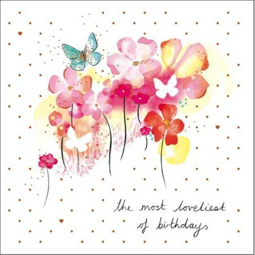 Birthday Quotes Woodmansterne Pink Contemporary Greeting Card 394812 Happy Birthday Cards Happy Birthday Images Birthday Greetings