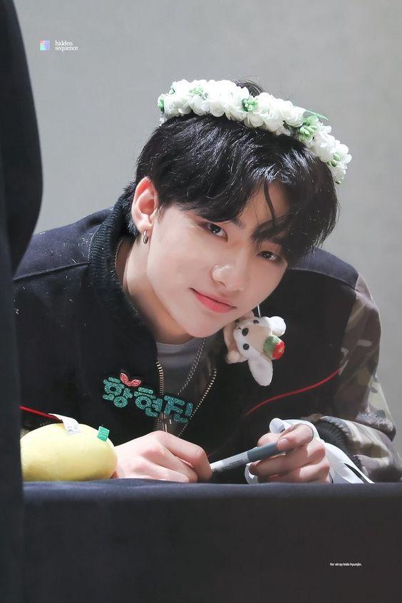 Hyunjin / Hwang Hyunjin | Stray Kids