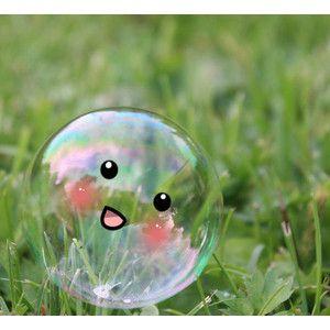 Happy bubble :) Polyvore