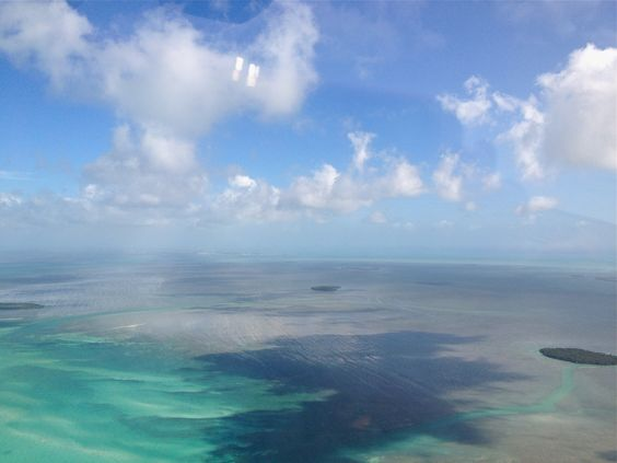 Landing soon, Key West. Shot with my trusty iPhone.