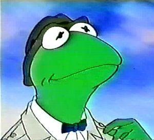 Kermit the Frog by Emikodo.deviantart.com