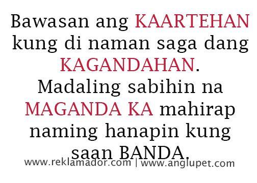 Selos Tagalog Quotes – Patama Quotes