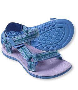 #LLBean: Kids' Teva Hurricane 3 Sandals