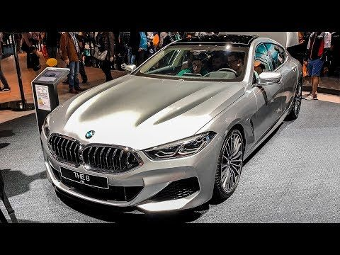 Bmw M850i Gran Coupe 2020 Interior And Exterior Walkaround