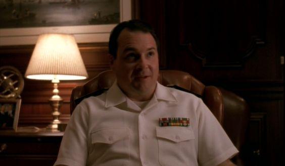 "RADM Albert ""Al"" Brovo (portrayed by Kevin Dunn)"