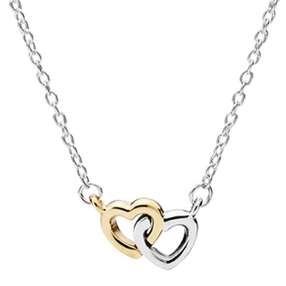 Pandora Gold Necklace 14k
