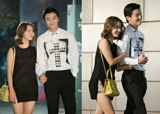 famous korean actors dating