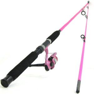 Fishing rods fishing and pink power on pinterest for Academy fishing poles