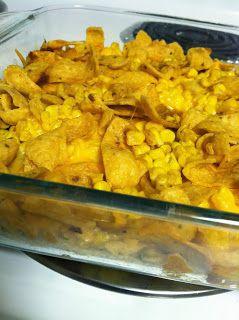 Lou Lou girls : Chili Frito Casserole #apeekintomyparadise #recipe #turnituptuesdays