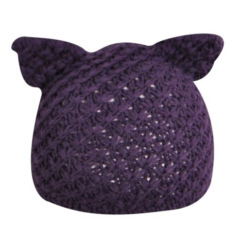 Kangol Knot Stitch Pull-On With Ears
