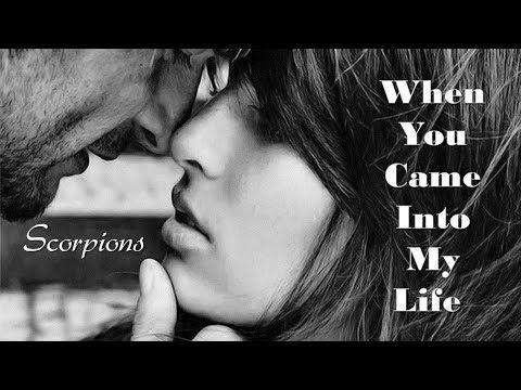 When You Came Into My Life Scorpions Traducao Hd Lyrics Video Youtube Bandas De Rock Youtube Sentimentos