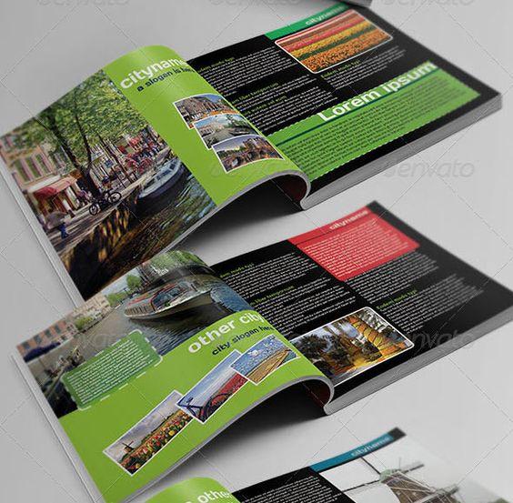 great brochure templates - travel brochure template brochure template and templates