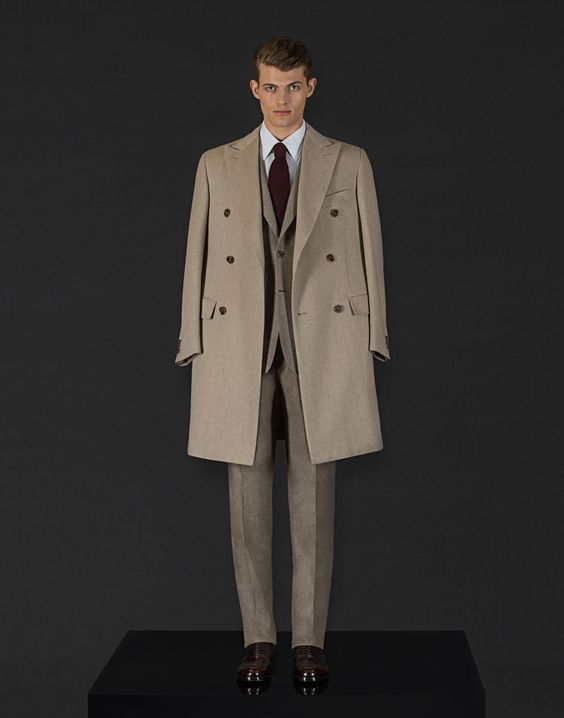 Look1 - Brioni Online Store & Experience
