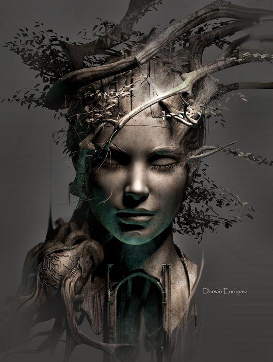 surrealismo, Tree of life